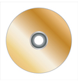 dvd disc vector image