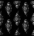 lace elegant vintage pattern vector image vector image