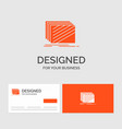 business logo template for design layer layout vector image vector image