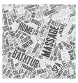 Crm Mash up Catch up text background wordcloud vector image vector image