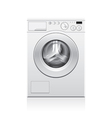 object washing machine vector image vector image