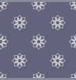 seamless abstract vintage dark violet gray pattern vector image vector image