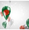 Flag of Bangladesh vector image vector image
