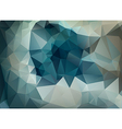 Abstract background of triangles polygon wallpaper