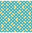 background mosaic geometric abstract vector image vector image