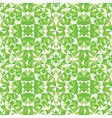 Green triangle texture seamless pattern background vector image