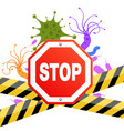 time to flu vaccine vector image