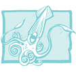 Giant Squid vector image vector image