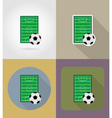 sport flat icons 61 vector image vector image