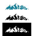 logo of alps mountains