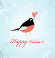 love bird vector image vector image