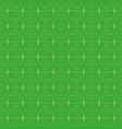 seamless geometric pattern in green design vector image