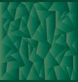 poligon geometric gradient background vector image vector image