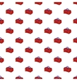 Bag pattern cartoon style vector image vector image
