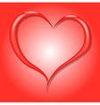 eps10 heart vector image vector image