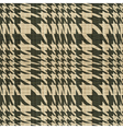houndstooth vector image vector image