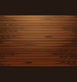 wood texture natural dark wooden vector image