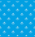 working service pattern seamless blue vector image vector image