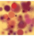Abstract halftone background EPS 8 vector image