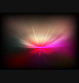 dark multicolored background with bright light vector image vector image