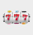 metal slot machine wins jackpot 777 big win