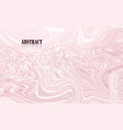 abstract pastel pink acrylic paints surface vector image vector image