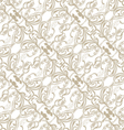 Filigree Seamless Pattern vector image vector image
