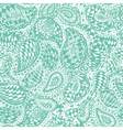 Geometric doodle seamless wallpaper pattern vector image
