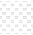 slapstick pattern seamless vector image vector image