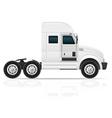 truck 01 vector image vector image