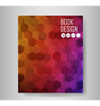abstract book backgrounds vector image vector image