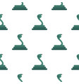 cobra pattern seamless vector image vector image