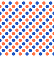 Seamless geometric pattern diagonal stripes vector image vector image