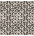 Seamless geometric pattern dots around vector image