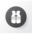 vest icon symbol premium quality isolated vector image