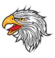 head eagle head logo usa america vector image vector image