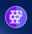 wallpaper icon button logo symbol concept vector image vector image