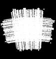 grunge banner element 123 vector image vector image