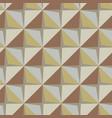 papper stickers cut-out tile retro beige vector image