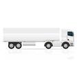 truck 04 vector image vector image