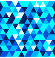 abstract triangle seamless background 1 vector image