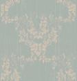 damask pattern texture royal fabric vector image vector image