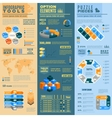 Infographic Banners Set vector image vector image