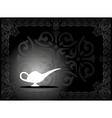 Magic Lamp vector image vector image