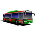 al 0613 bus 01 vector image vector image