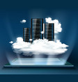 server for data storage vector image