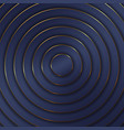 rich circle background vector image