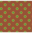 Stars geometric seamless pattern 2308 vector image vector image