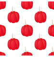 acerola seamless patterncartoon flat style vector image vector image