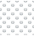 medieval axe pattern seamless vector image